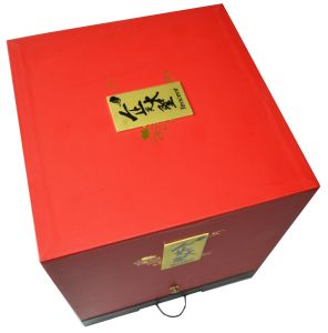 Special Box with Acrylic Part Gift Box Packaging Box pictures & photos