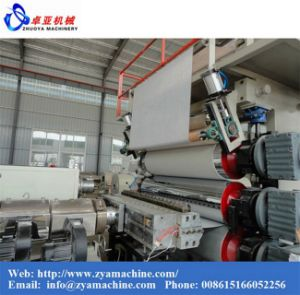 Faux PVC Marble Stone Panel/Sheet Production Line pictures & photos