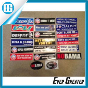 Customized PVC Material Car Bumper Decoration Sticker pictures & photos