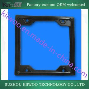 Self-Lubricating Automotive Molded Parts Silicone Rubber Gasket pictures & photos