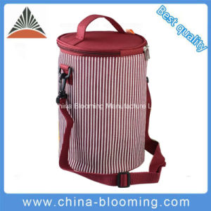 Portable Ice Aluminum Foil Picnic Insulated Can Wine Beer Lunch Cooler Bag pictures & photos
