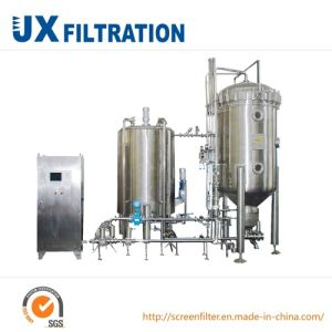 Ss 304 Diatomite Beer Filter System pictures & photos