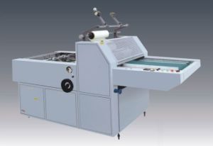 Yfmb-720semi-Automatic Film Laminating Machine with CE Standard pictures & photos