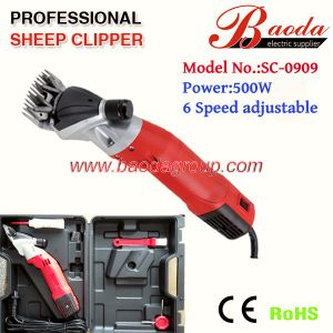 Professional 500W Sheep Shears (SC-0909)