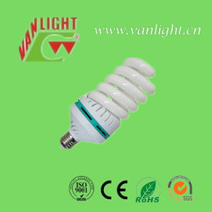 High Power T6 Full Spiral 65W CFL, Energy Saving Lamp pictures & photos