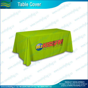 4FT/6FT/8FT/Custom Table Cloth Cover (T-NF18F05030) pictures & photos