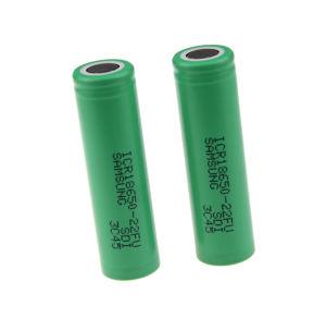 Icr18650-22f 2200mAh 3.7V Li-ion Rechargeable 18650 Battery