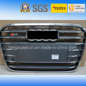"Black Auto Car Front Grille (Chromed Logo) for Audi S6 2013"" pictures & photos"