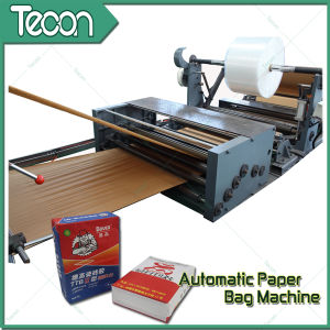 Automatic Kraft Paper Bag Packing Machine for Making Paper Bags pictures & photos