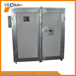 Electric Batch Curing Furnaces Poeder Coating Ovens pictures & photos
