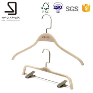 Plywood Hangers, Wooden Clothes Hanger pictures & photos