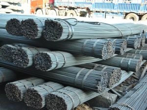 Hot Rolled and Hot Working Deformed Steel Bar HRB400 pictures & photos