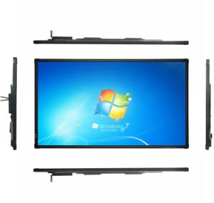 """Indoor 55""""/65""""/75""""/86"""" LED Wall Mount IR Large Touch Screen Monitors for Education"""
