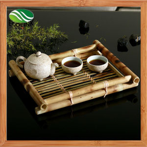 Bamboo Tray for Tea Sets pictures & photos