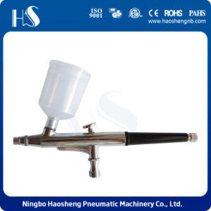 HS-31 Hobby Airbrush Piston Type Airbrush Compressor pictures & photos