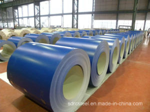Color Coated Galvanized Steel Coils (PPGI/PPGL) Factory pictures & photos