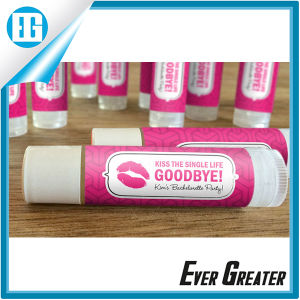 Kiss The Single Life Goodbye Lipstick Bottle Label pictures & photos