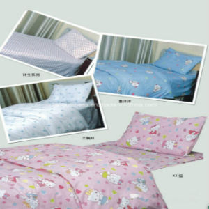 Ly 200tc Cotton Hospital Bed Sheet Set (LY-MUB) pictures & photos