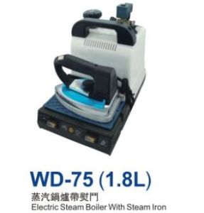 Wd-75 (1.8L) Electric Steam Boiler with Steam Iron pictures & photos