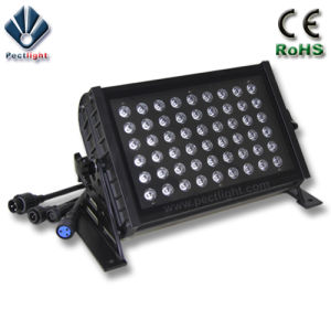 Outdoor 54X3w LED Wall Washer Light pictures & photos
