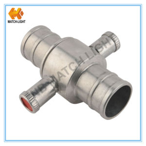 Aluminum Light Alloy BS Delivery Hose Coupling pictures & photos