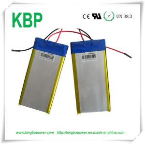 3.7V Li-Polymer Rechargeable Battery (2000mAh)