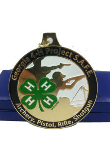 Free Mold Gold Plated Soft Enamel Metal Medal pictures & photos