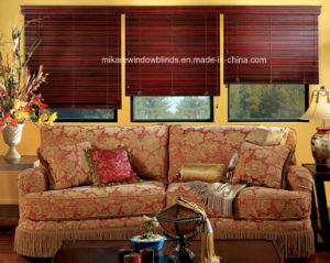 Manual Popular Home Use Basswood Blinds From China