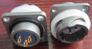 Water Tight Fq18 Series Circular Connector pictures & photos