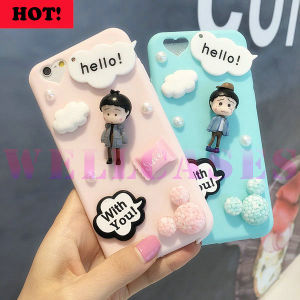 Hot DIY 3D Cartoon Sakura Momoko Mobile Case for iPhone 6/6plus pictures & photos