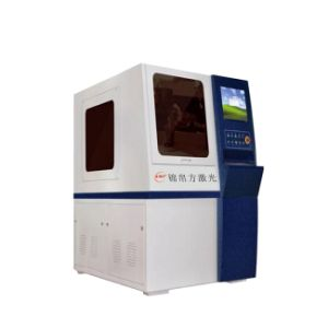 UV 17W High Precision Metal and Non-Metal Pipe and Sheet Laser Cutter pictures & photos