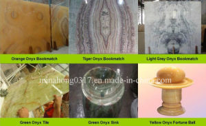 Stone Onyx, Onyx Tile, Stone Products, Onyx Sinks pictures & photos