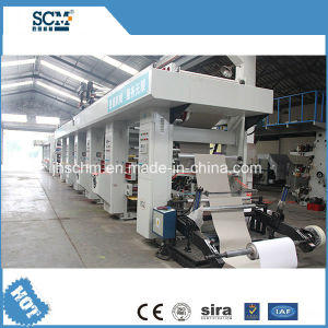 High Speed Rotogravure Printer pictures & photos