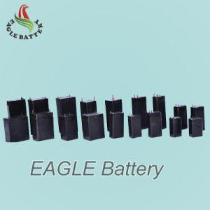 6volt 4ah VRLA Maintenance Free Lead Acid AGM Battery pictures & photos
