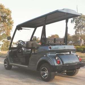 Mini 4 Seats Street Legal Golf Cart with EEC (DG-LSV4) pictures & photos