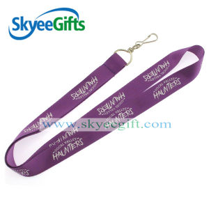 Customerized Logo Polyester Lanyard with Hot Sale in American pictures & photos