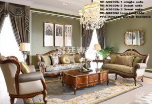 Classical Wooden Livingroom Furnuture (RE-A8032K sofa)