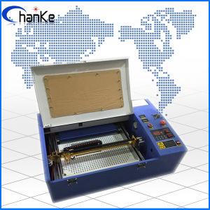 CO2 Mini CNC Laser Cut Engraving Machine pictures & photos