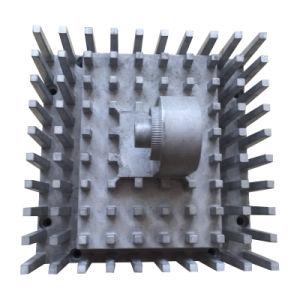 Aluminum Die Casting Heat Sink Round pictures & photos