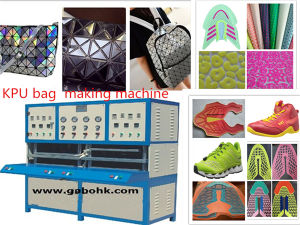 High Quality Kpu Molding Machine for Sport Shoes pictures & photos