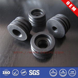 CNC Customized Rubber Corrugated Bushing/Sleeve pictures & photos