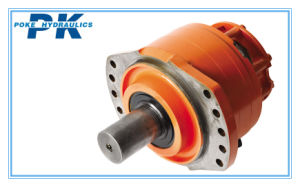MCR10/Mcre10 Replacement Pexroth Radial Piston Hydraulic Motor with Brake pictures & photos