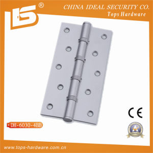 High Quality 4bb Iron Door Hinge (DH-5035-4BB) pictures & photos