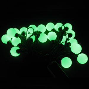 IP44 LED Ball String Light for Wedding Light pictures & photos