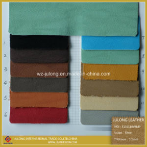 Lichee Yabuck Shoe Leather (S101) pictures & photos