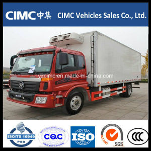Foton 4X2 Cooling Van Trucks for Sale Refrigerator Box Truck pictures & photos