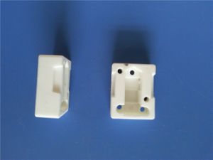 Electrical Bimetal Thermostat Part Ceramic Wire Terminal pictures & photos
