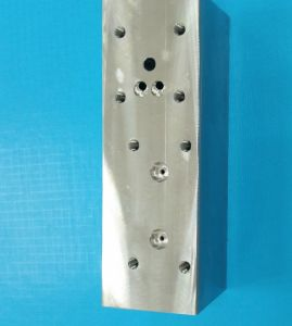 Aluminum Fabrication with Anodize pictures & photos
