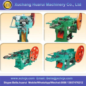 Factory Price Nail Production Line/Nail Machinery for Making Nails pictures & photos