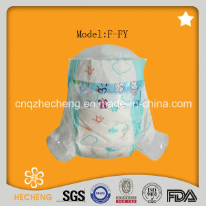Economic Disposable Baby Diaper Manufacturer in China pictures & photos